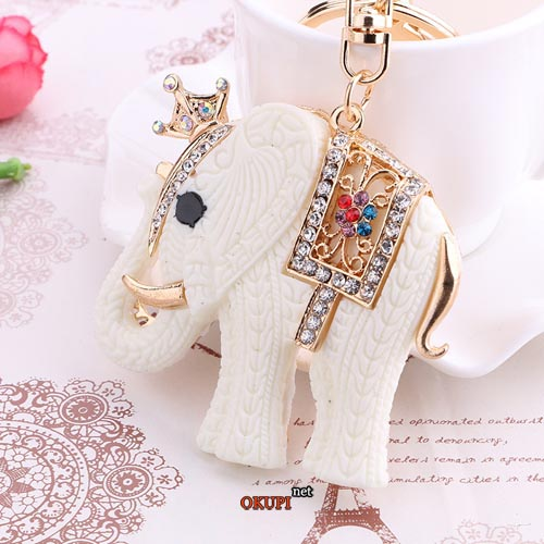Брелок Слон