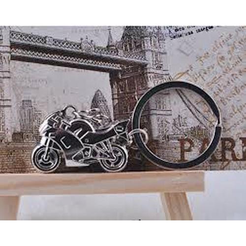Брелок 3D мотоцикл