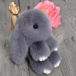Брелок кролик оригинал большой 18 см