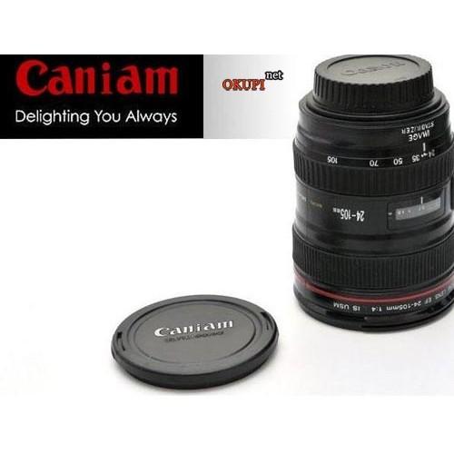 Чашка оригинальная объектив Caniam