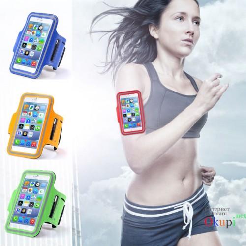 Чехол для спорта и бега на Iphone 5/5s/6/6plus