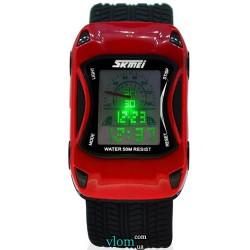 Детские часы автомобиль Skmei 0961