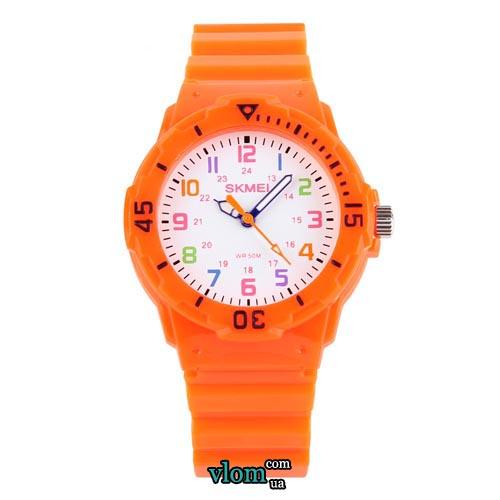 Детские яркие часы Skmei 1043