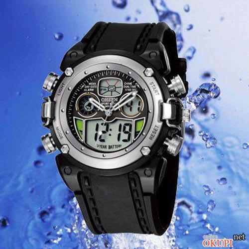 Мужские часы Ohsen ad 0721