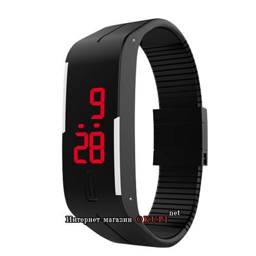 7818e479 Купить в интернет магазине мужские часы электронные браслет 83