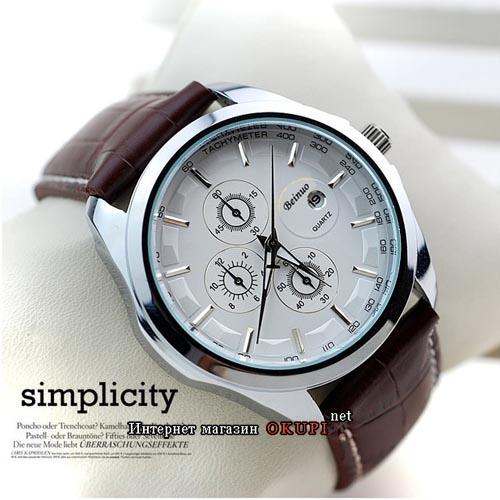 Мужские часы Bei Nuo simple