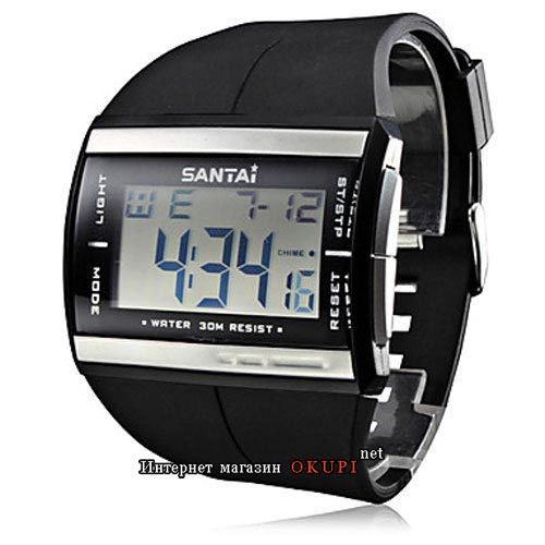 Мужские часы LED Santai