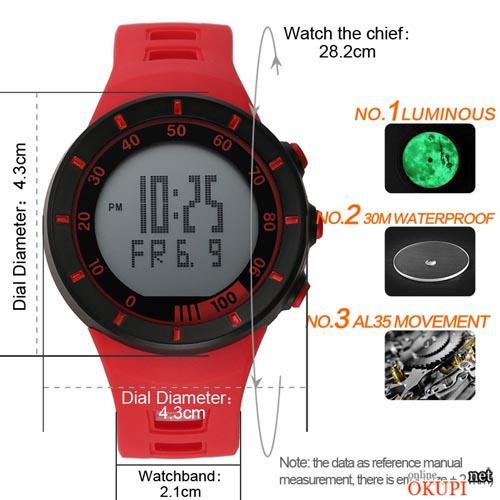 Мужские часы Ohsen 2821 AS02