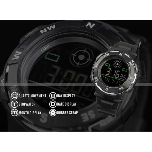Часы Infantry IN-071-BLK-R