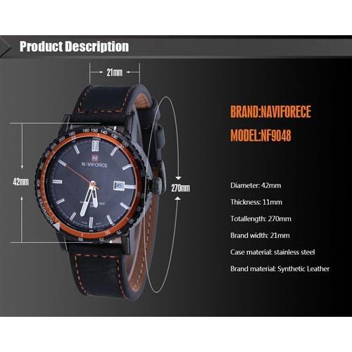 Часы Naviforce 9048