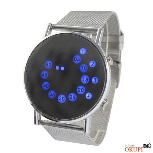 Японские LED часы NBW0LE7161-BU3