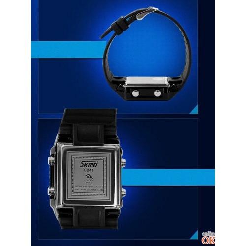 Мужские электронные часы Skmei 0841