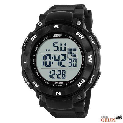 Мужские электронные часы Skmei 1024