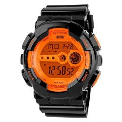 Мужские электронные часы Skmei 1026