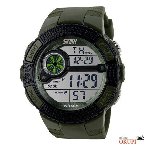 Мужские военные часы Skmei 1027