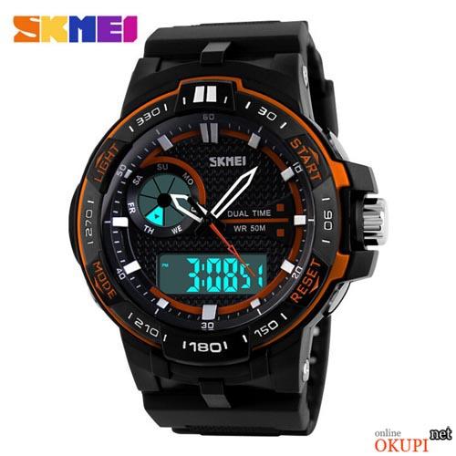 Мужские электронные часы Skmei 1070