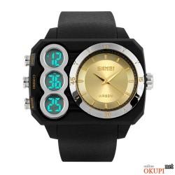 Мужские электронные часы Skmei 1090