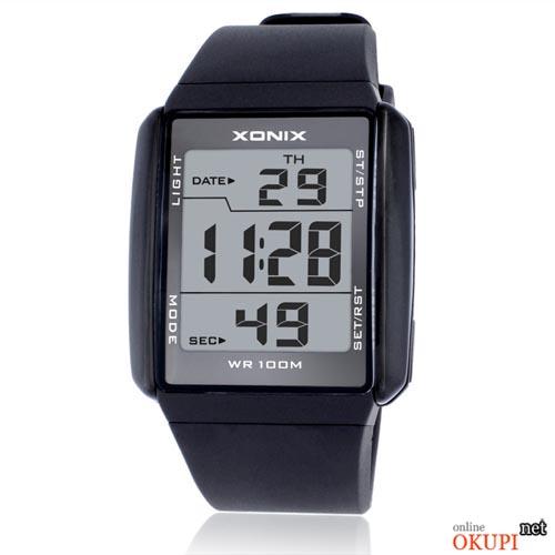 Электронные часы для плавания Xonix GE