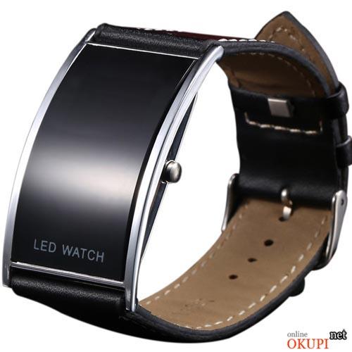 Мужские часы спортивные LED