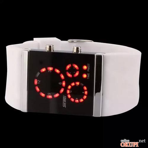Мужские LED часы Skmei 0984