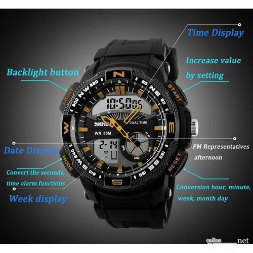 Мужские часы Skmei 1109
