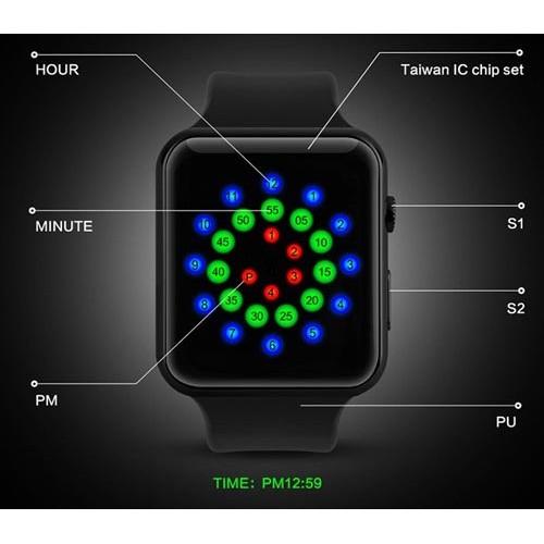 Мужские LED часы Skmei 1176