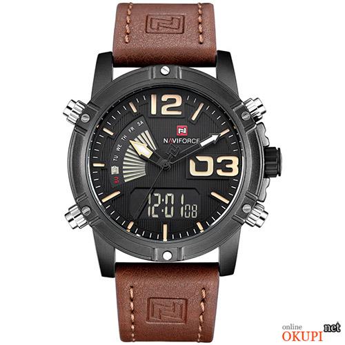 Мужские часы Naviforce NF 9095 спортивные