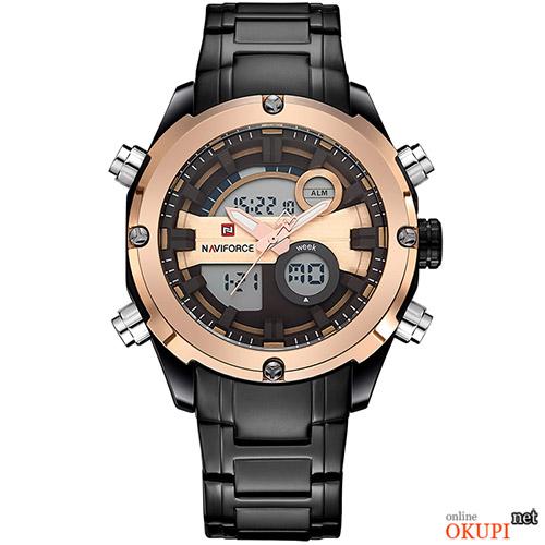 Мужские часы Naviforce NF 9088 спортивные
