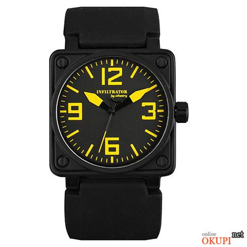 Мужские часы Infantry IF-003-Y-R Infiltrator