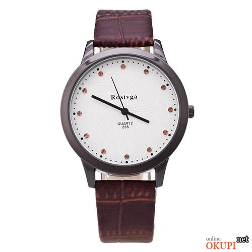 Мужские часы Rosivga quartz 238 кварцевые