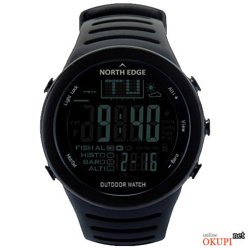 Мужские часы North Edge F-720 спортивные для рыбалки