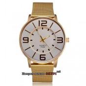 Женские золотые часы двойной экран