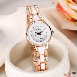 Женские часы Lvpai белые