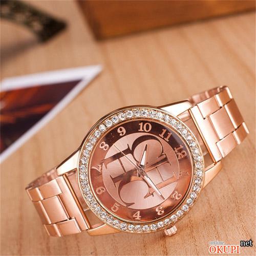 Женские часы Relogio Feminino Rose