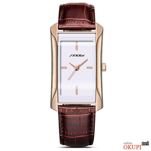 Купить недорогие оригинальные женские часы SINOBI e0d7f57a909
