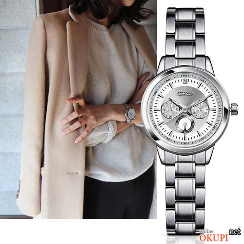 Женские часы SINOBI Steel