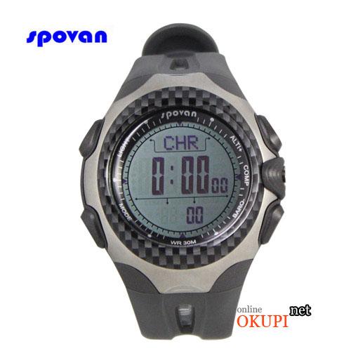 Мужские часы спортивные Spovan Digital