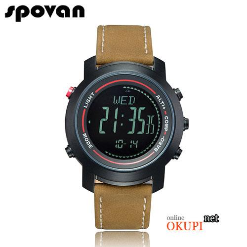 Мужские часы спортивные Spovan MG01