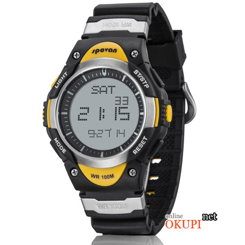 Мужские часы спортивные Spovan SW01