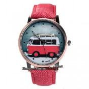 Часы retro bus