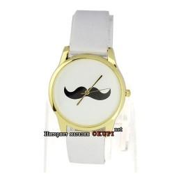 Часы золотые Усы