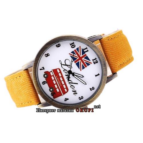 Часы London Bus