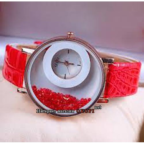 Часы MxRE с камнями