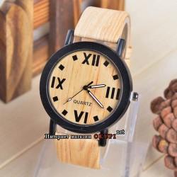 Часы ретро под дерево