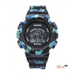 Детские наручные электронные часы Honhx MR30M