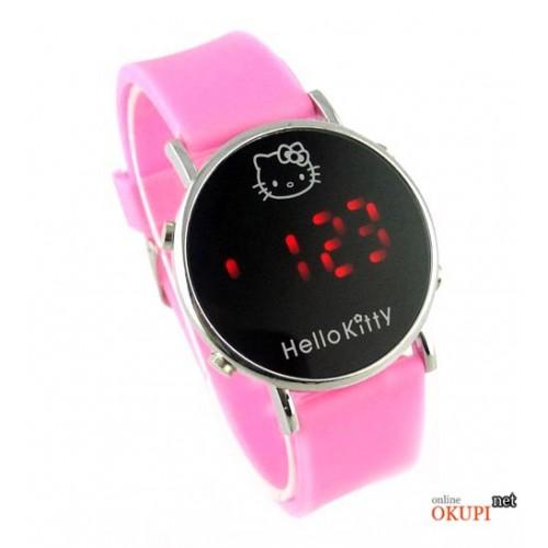 Детские электронные часы Hello Kitty для девочки