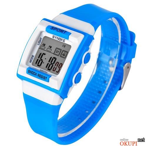 Детские электронные часы Synoke 66188