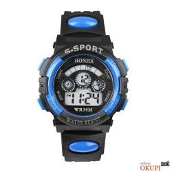 Детские наручные электронные часы S - Sport Honhx MR30M