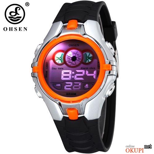 Детские электронные часы Ohsen 0739