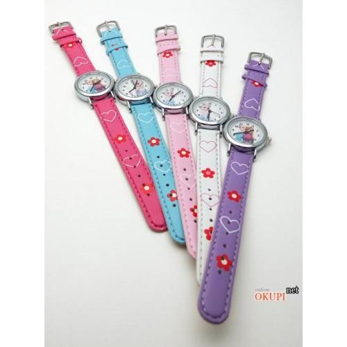 Детские кварцевые часы Холодное Сердце для девочки